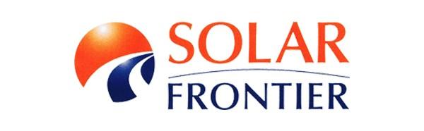 ソーラーフロンティア 企業ロゴ