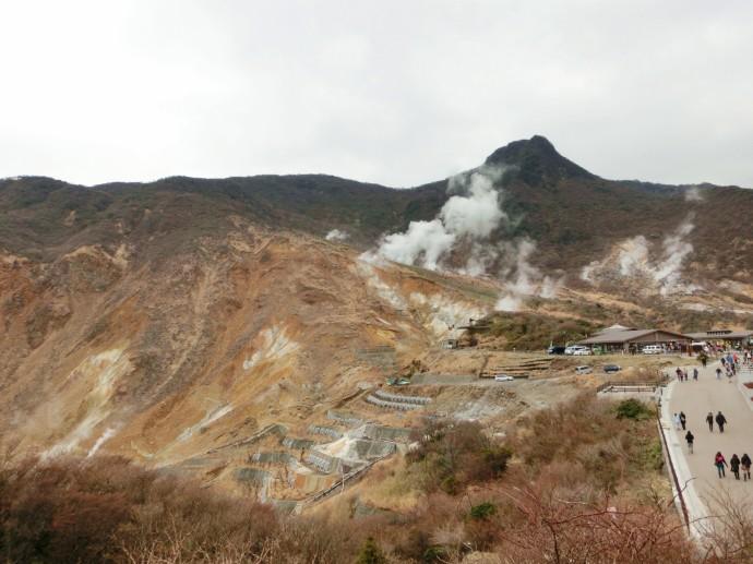 地熱発電のイメージ写真
