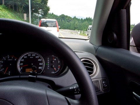 自動車の内装材のイメージ写真
