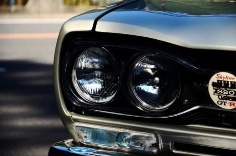 自動車の外装材のイメージ写真