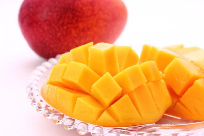 マンゴーフルーツの写真