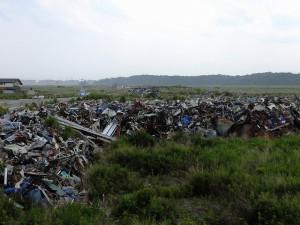 自然災害の写真