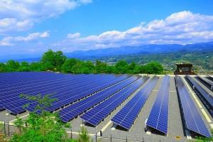 山口県 殿敷楢原 太陽光発電所