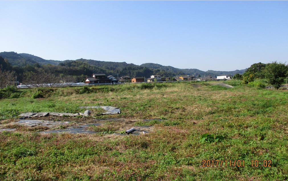 福岡県八女市黒木町 太陽光発電所